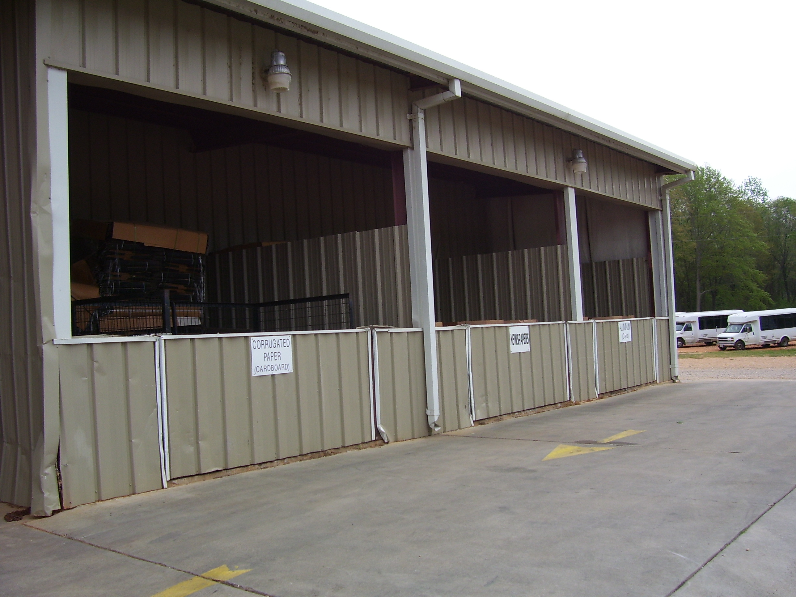 Recycling Center – Howard County Childrens Center